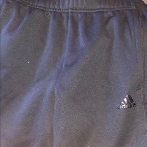 fleece warm up pants